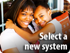 Select a New System